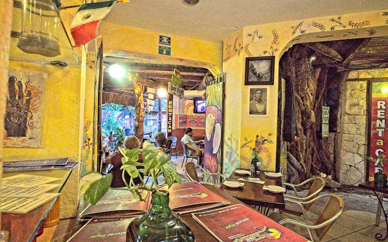 Casa Tucan restaurant
