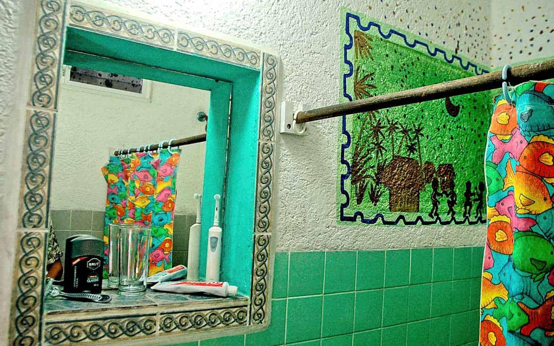 Casa Tucan standard room bathroom
