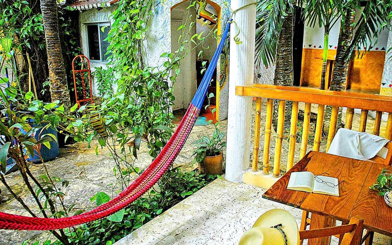 Casa Tucan standard room terrace