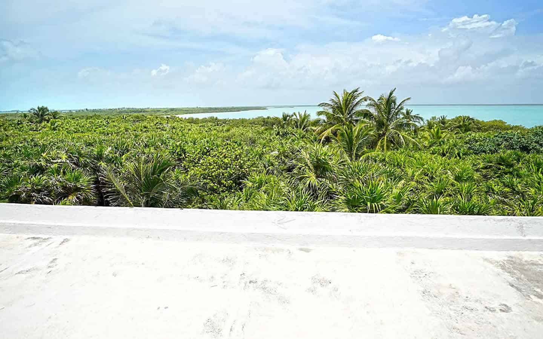Chenchomac Caribbean view south