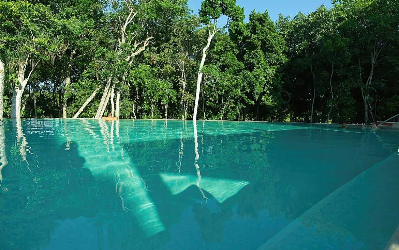 Cool pool.